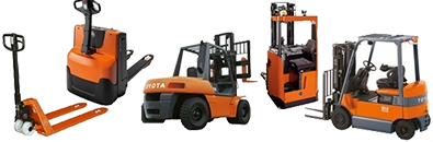 Forklift ve Transpalet